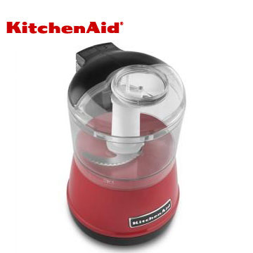 KitchenAid迷你食物调理机-经典红(3KFC3511TER)