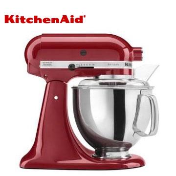 KitchenAid桌上型搅拌机-经典红(3KSM150PSTER)