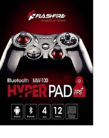 FlashFire BT-7000-BR 富雷迅藍芽遊戲手把