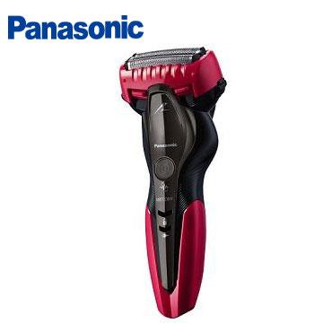 【展示機】Panasonic 三刀頭電動刮鬍刀(紅)