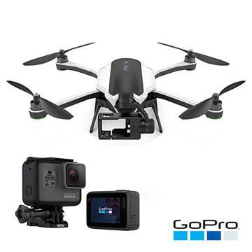 GoPro HERO 5 運動攝影機+ KARMA 空拍機 組合