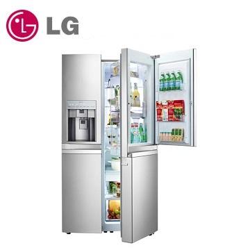 LG 797公升門中門對開冰箱