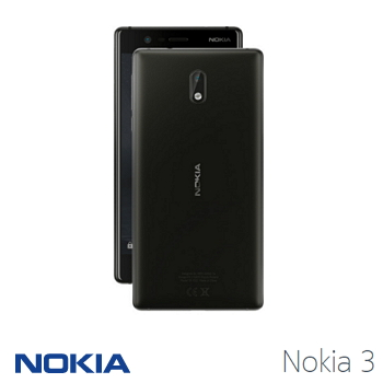 NOKIA 3 - 爵士黑