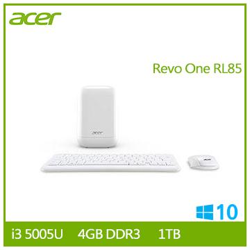 Acer Revo One RL85 i3-5005U 1TB 桌上型迷你主機