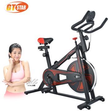 【GTSTAR】爆汗级运动飞轮健身车(H180 黑)