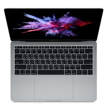 "13.3""MacBook Pro 2.3G/16G/256G/IIPG640/太空灰(客製)"