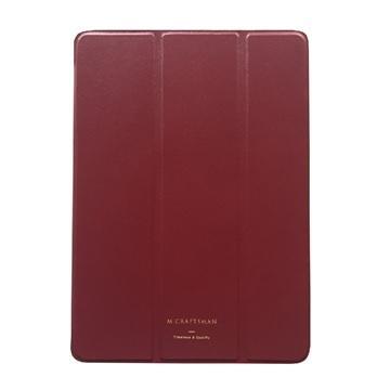 """【iPad Pro 10.5""""】M.CRAFTSMAN 極輕薄保護套-紅"""