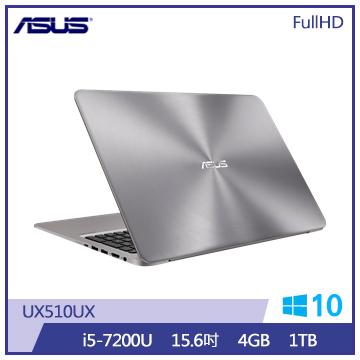 ASUS UX510UX筆記型電腦(UX510UX-0091A7200U)