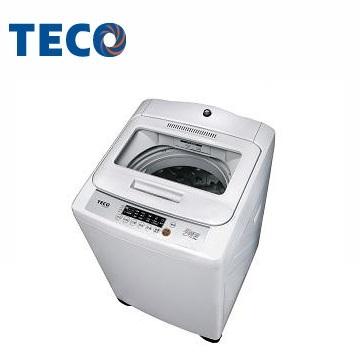東元 12公斤超音波定頻洗衣機
