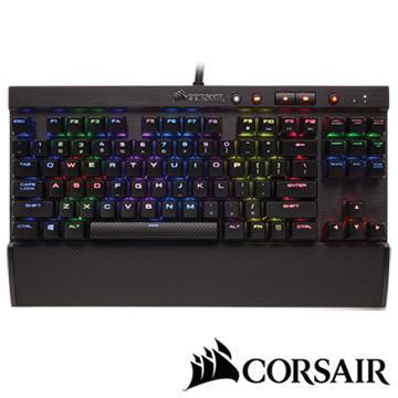CORSAIR Gaming K65RGB机械电竞键盘-银轴TW(CGK65(TW)RGBSV-NL)