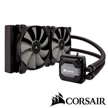 CORSAIR H110i CPU水冷散熱器