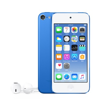 【128GB 】iPod touch 6TH 藍色