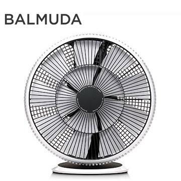 BALMUDA 遥控循环扇(EGF-3300-WK(白黑))