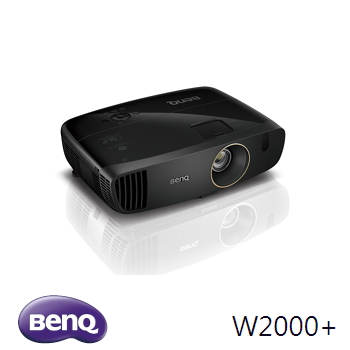 BenQ 明基 W2000+ Full HD側投導演投影機(W2000+)