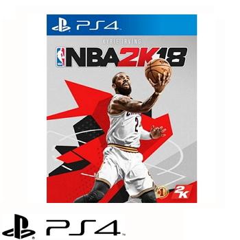 PS4 NBA 2K18 (中英文版)