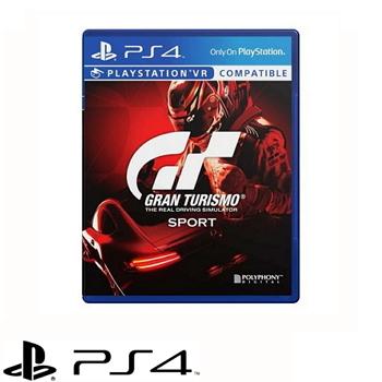 PS4 跑車浪漫旅 競速 GT Sports 一般版 (中英文合版)