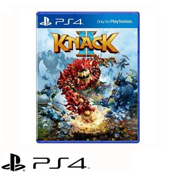 PS4 KNACK 2 (中英文版)
