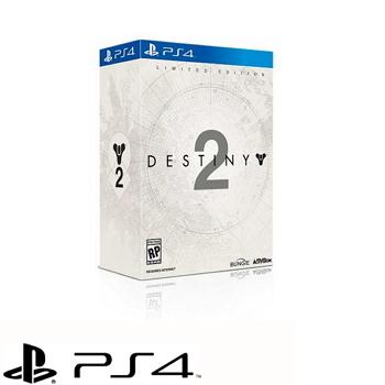 【限定版】PS4 天命2 Destiny 2 (中文版)
