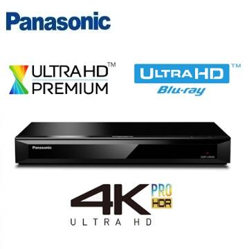 Panasonic 4K藍光播放機