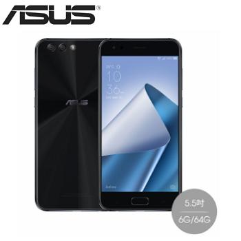 【6G/64G】ASUS ZenFone4 高感超廣雙攝-星空黑