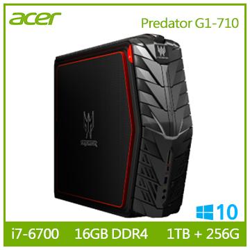 Acer Predator G1-710 i7-6700 GTX1060-3G桌上機