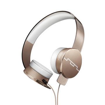 Sol Republic Tracks HD2耳罩式耳機-玫瑰金