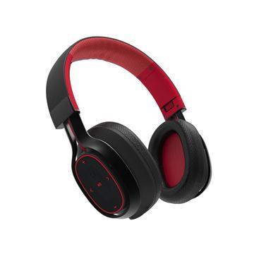BlueAnt PUMP Zone 耳罩式蓝牙运动耳机-红(PUMP-ZONE-RD)