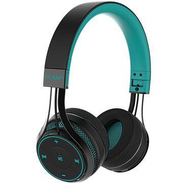 BlueAnt PUMP Soul 耳罩式藍牙耳機-極光藍