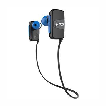 JAM Transit Mini 蓝牙运动耳机-蓝 HX-EP315BLB