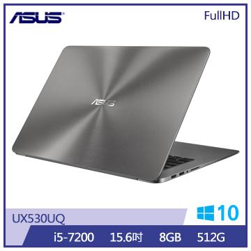 华硕笔记型电脑(UX530UQ-0021A7200U)