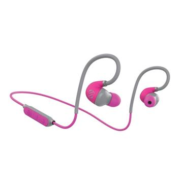 SCOSCHE SportClipAir 蓝牙运动耳机-亮粉红(HFBT300 PK)