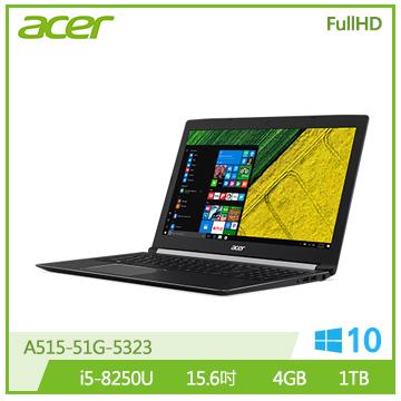 ACER 笔记型电脑(A515-51G-5323)