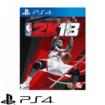 【傳奇珍藏版】PS4 NBA 2K18 (中英文版)