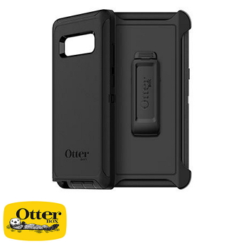【Galaxy Note 8】OtterBox Defender 防摔壳 - 黑色(77-55901)