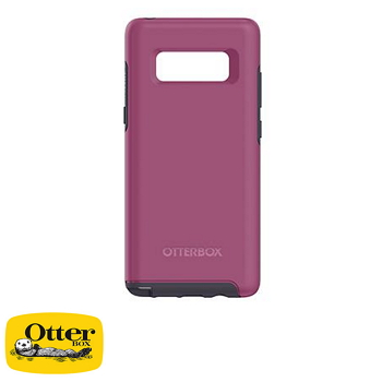 【Galaxy Note 8】OtterBox Symmetry 防摔壳 - 紫色(77-55925)
