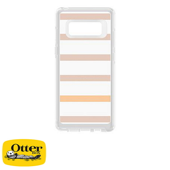 【Galaxy Note 8】OtterBox Symmetry Clear 防摔壳(77-55943)
