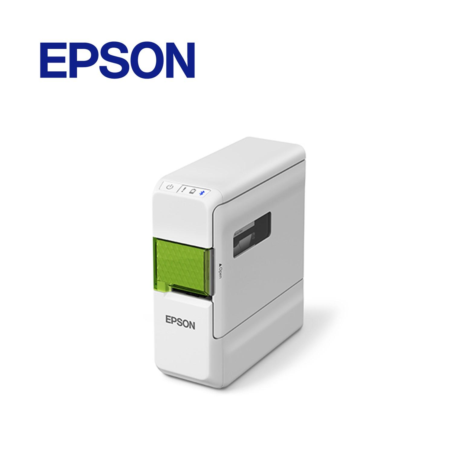 EPSON LW-C410 文創風藍芽手寫標籤機