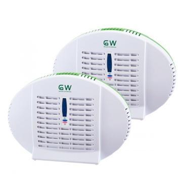 GW水玻璃無線式除溼機(大)2入組