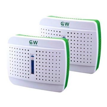 GW水玻璃無線式除溼機(小)2入組