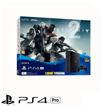 【同捆組】PS4 Pro 天命2 Destiny 2