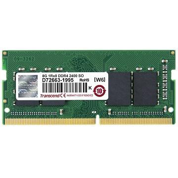 創見JetRam So-Dimm DDR4-2400/8G