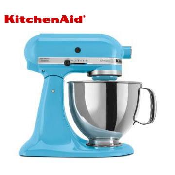 KitchenAid桌上型攪拌機-冰晶藍