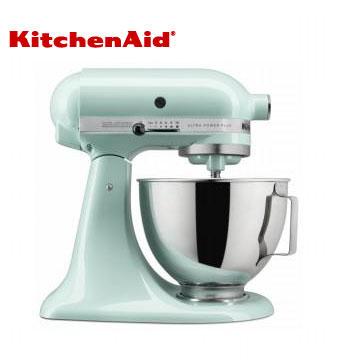 KitchenAid桌上型攪拌機-蘇打藍