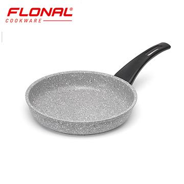 FLONAL新石器不沾導磁平煎鍋24cm