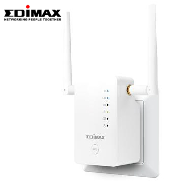 EDIMAX RE11S AC1200智慧漫遊延伸器