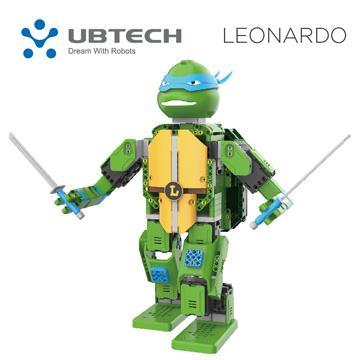 UBTECH JIMU TURTLES李奧納多-忍者龜機器人