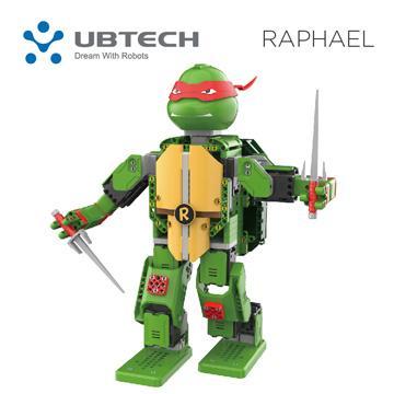 UBTECH JIMU TURTLES拉斐爾-忍者龜機器人