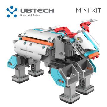 UBTECH mini kit草原漫步-積木機器人