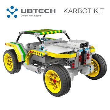 UBTECH Karbot叢林飛車-積木機器人