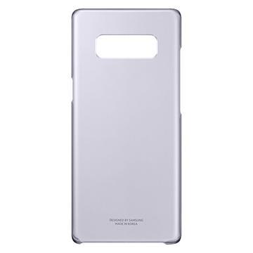 SAMSUNG GALAXY Note 8 薄型透明背盖(PC材质) - 紫色(EF-QN950CVEGWW)